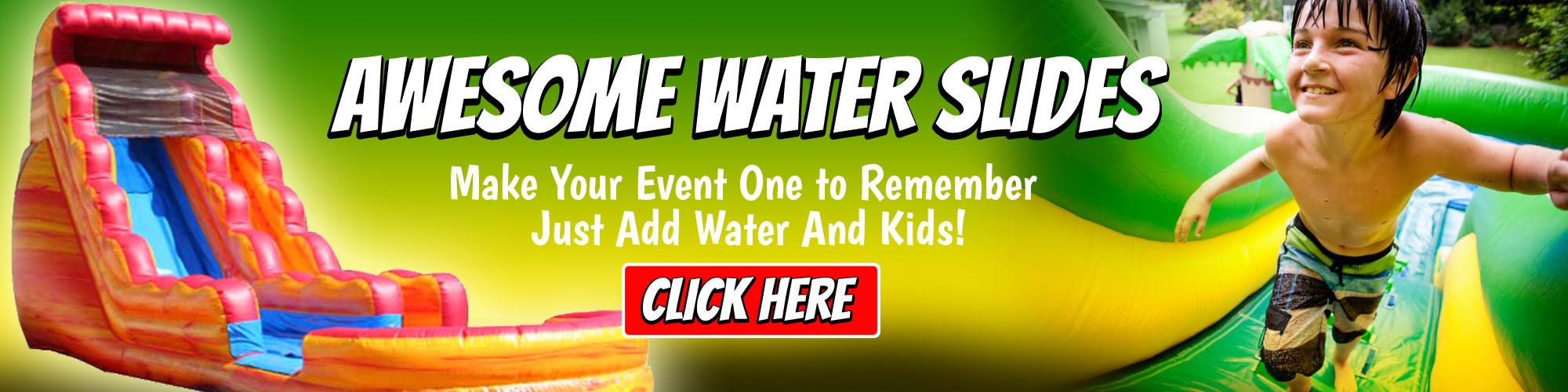 Water Slide Rentals