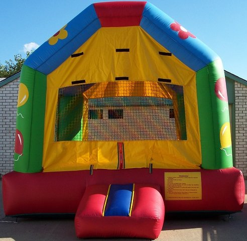 Balloon 8- Bounce House
