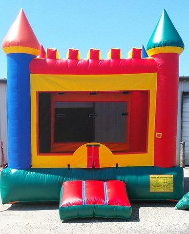 Castle 2- Bounce House