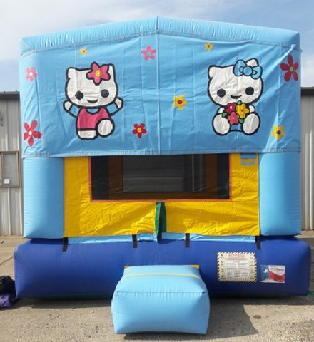 Kitty Bounce House