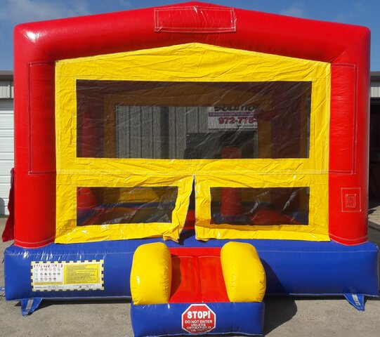 Obstacle Module (5) w/Goal- Bounce House