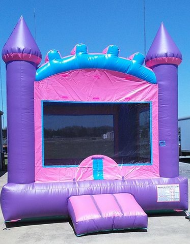 Purple Castle 13- Bounce House