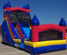 Dry Slide-18 ft. Castle