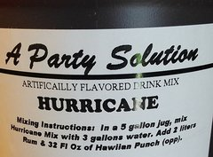 Frozen Drink- Hurricane Mix