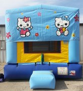 Kitty Panel Bounce House
