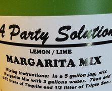 Frozen Drink- Lime Margarita Mix