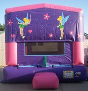 Tinkle Panel Bounce House