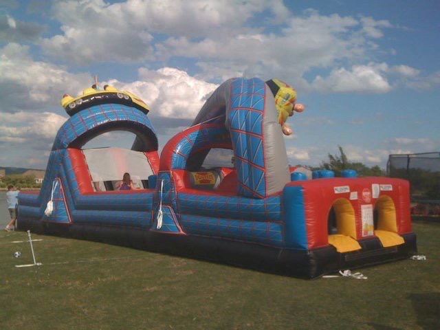 Obstacle Course Rentals in Dothan, Headland & Rehobeth