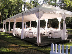 Frame tent 20'X80'