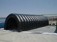 60 foot Inflatable tunnel