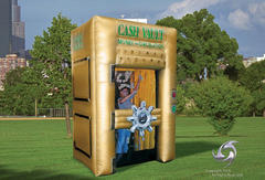 Cash money vault