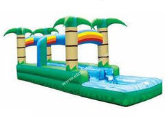 Run N Splash Double Lane slip and slide