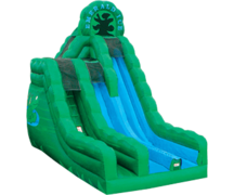 Emerald Ice DRY slide