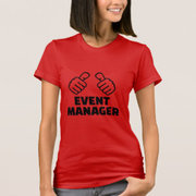 Event Staff - Event Manager