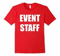 Event Staff - $35/hr/staff member