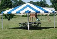 20'x20' party tent