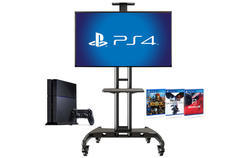 PS 4 arcade station