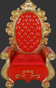 aa- Santa Claus chair #2