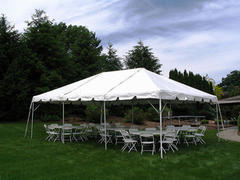 Frame tent 20'X30'