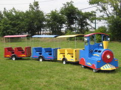 Trackless Train (includes 1 operator)