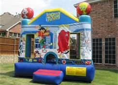 Looney Tunes Bounce House