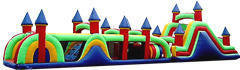 Obstacle Course Deluxe 70 Ft