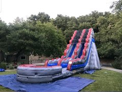 21Ft High Titanium Water Slide