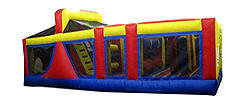 Obstacle Course Deluxe 33 Ft