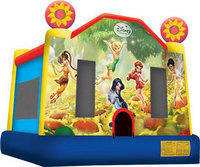 Disney Fairies Bounce House Rentals Carmichael, CA