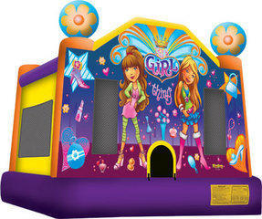 Diva Bounce House Rental
