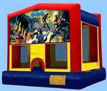 Batman Jump House
