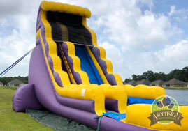 water slide rental baton rouge