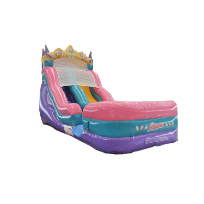 18ft Princess Water Slide