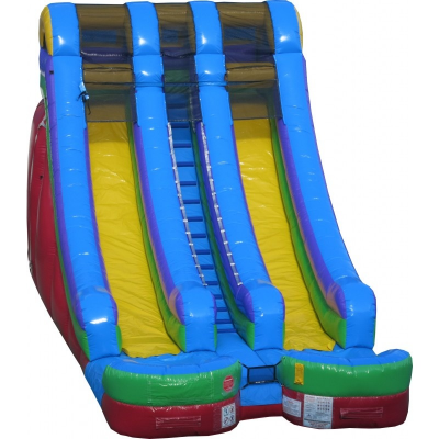 18ft Racer Water Slide