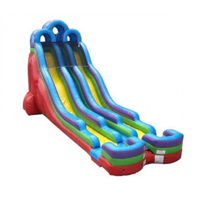 24ft Racer Water Slide - Dual Lane