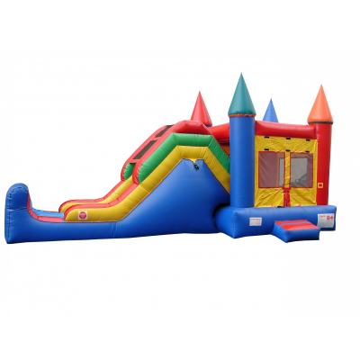 Castle Bounce N Slide
