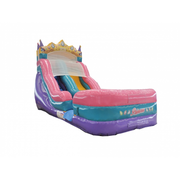 18' Princess Water Slide