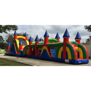 68ft Deluxe Obstacle Course