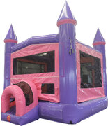 Purple and Pink Bouncer