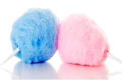 Vanilla Pink Cotton Candy (50 servings)