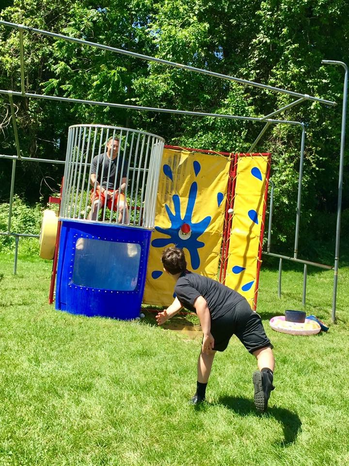 Dunk Tank Rental Newburgh