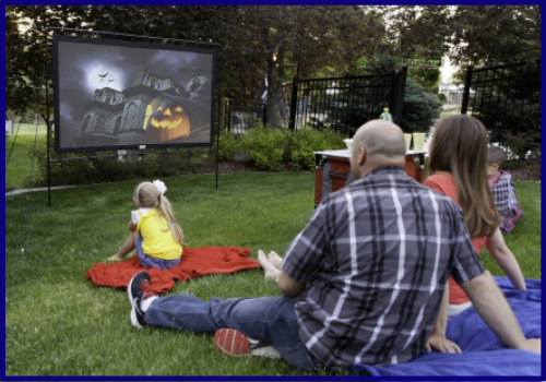 Outdoor Movie System