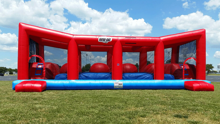 Wiped Out Challenge Obstacle Course Rental