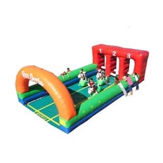 Pony Hop Interactive Racing Inflatable Rental