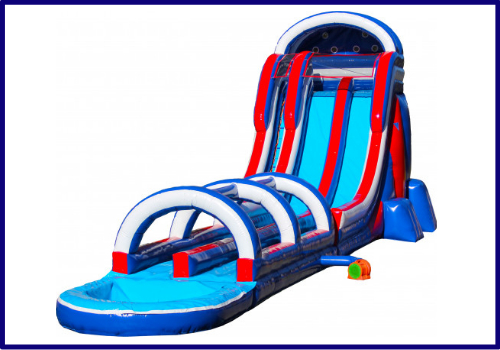 american dream water slide