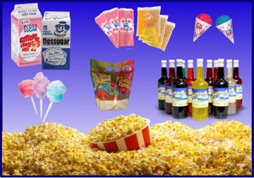 concession supplies