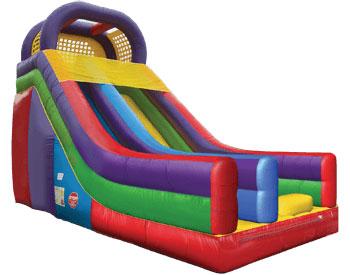 slide rentals