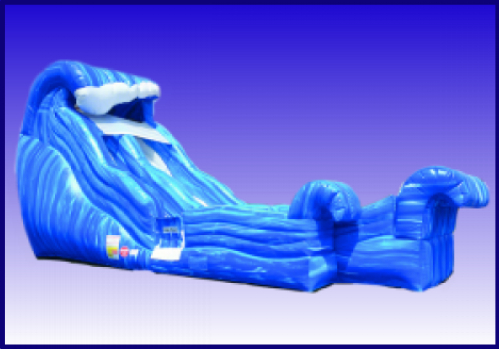 wild wave jr. water slide
