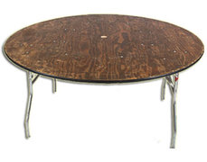 "48""  Round Tables w/ Umbrella Hole"