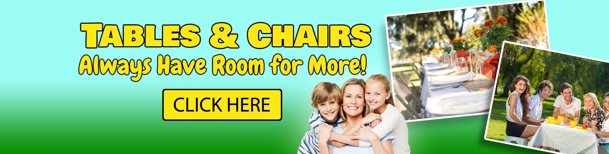 Austin Table & Chair Rentals